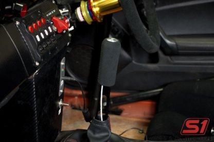 Alcantara Load cell gear knob